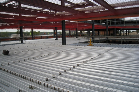 Prodeck Fixing | Roof Decking
